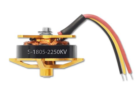 s 1805 2250kv scorpion motor (3mm welle)