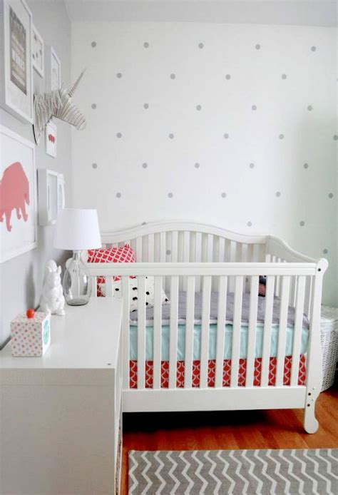 Baby Room Wallpaper Toronto - 310 best polka dot rooms images on