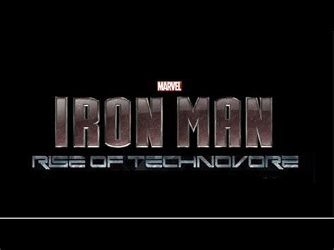 iron man rise technovore trailer hd fan