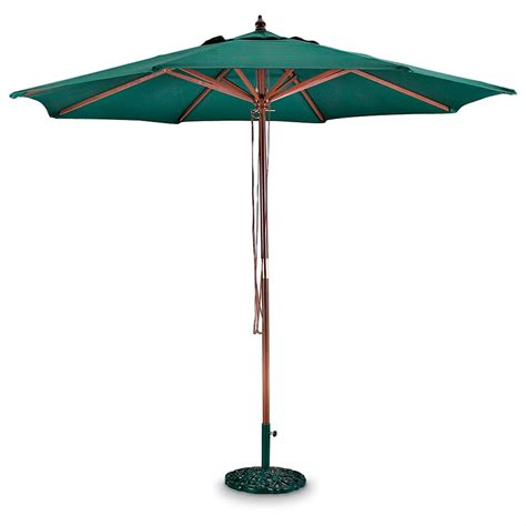 Patio Market Umbrellas 9 Market Umbrella 116448 Patio Umbrellas At Sportsman S Guide