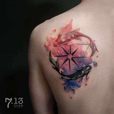 watercolor tattoo koi koi fish design 40 coy fish ideas 2018