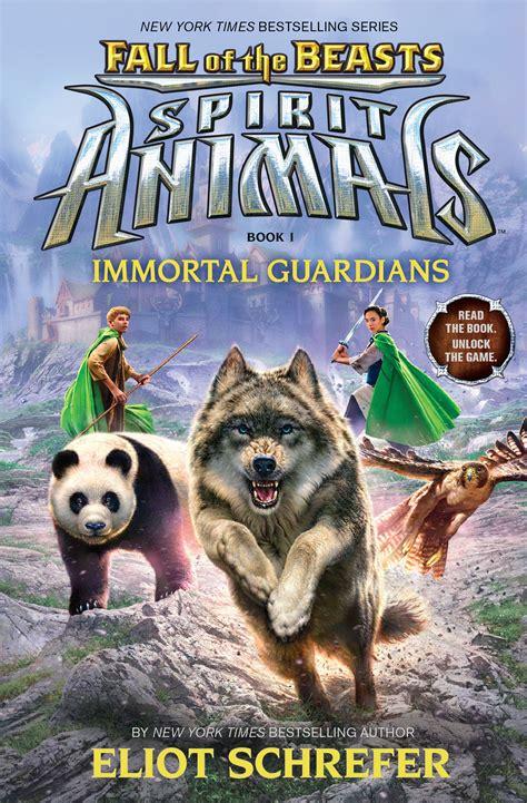 Animal Series szykuje si苹 kolejna druga seria cyklu 窶枹pirit animals