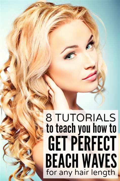 how to get beachy waves on shoulder lenght hair beachy waves no heat pinterest crafts
