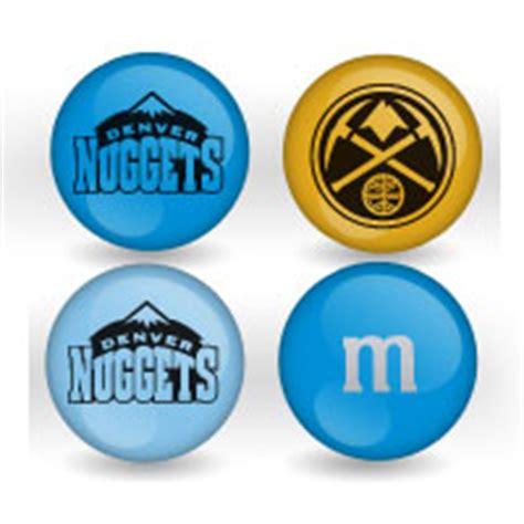 custom l shades denver denver nuggets custom printed nba m m s with team logo