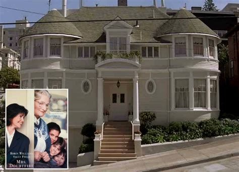 Mrs Doubtfire House Address by The Classic San Francisco From Quot Mrs Doubtfire Quot