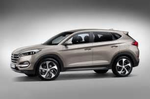 2017 hyundai tucson redesign review release date