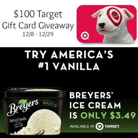 How Much Money Is On My Target Gift Card - 100 target gift card giveaway ends 12 29