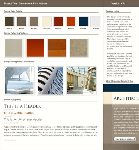web layout view definition the art of the mood board