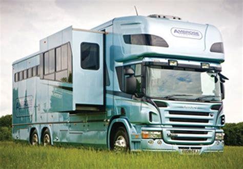 zara phillips scania p380 oakley motorcoach horsebox