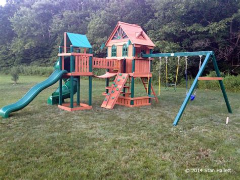 woodbridge swing set playset assembler and swing set installer in bethany ct