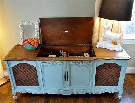 1000 images about repurposed stereo cabinets on