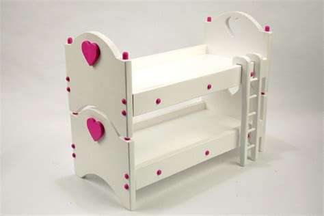 pushing two beds together the factory doll bunk beds the factory