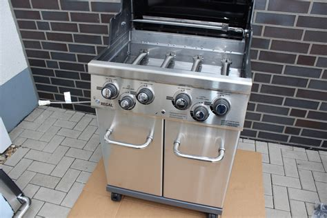 regal 490 pro broil king regal 490 pro unboxing und aufbau grill guru de