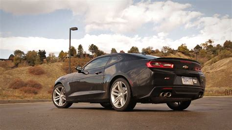 chevrolet camaro reviews 2016 chevrolet camaro review autoguide news