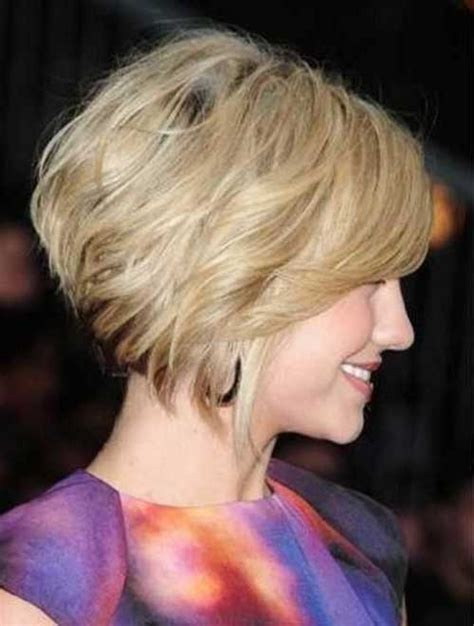 short haircuts for women over 60 stacked stacked hairstyles for women over 50 hairstylegalleries com