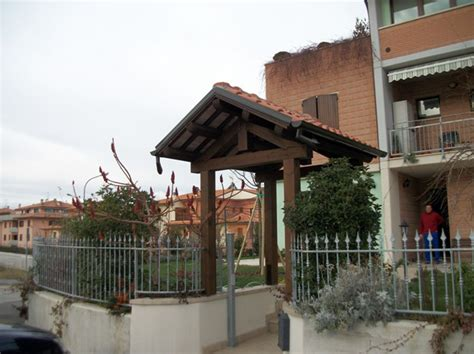 foto tettoie foto tettoie in legno di casa clima italia srl 150729