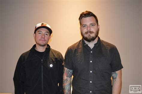 thrice interview gimme your answers a video interview w thrice amby