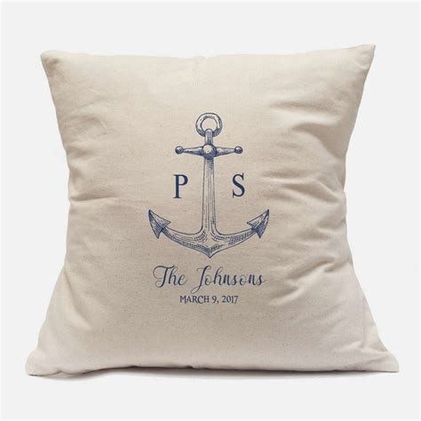 Pillow For One Year by 25 Year Anniversary Gift For Gift Personalized Pillow