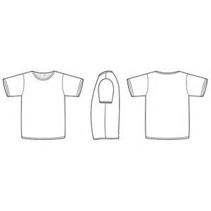 t shirt templates free white t shirt template side www imgarcade