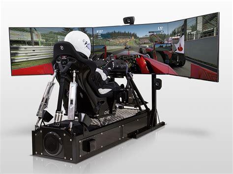 costo volante f1 este simulador de carreras cuesta lo mismo que un coche