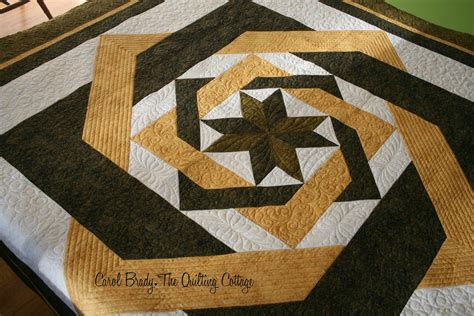 Labrynth Quilt by The Quilting Cottage Labyrinth Quilting