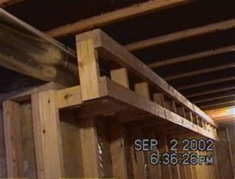 how to frame around ductwork in a basement framing the outside walls basement remodeling how did
