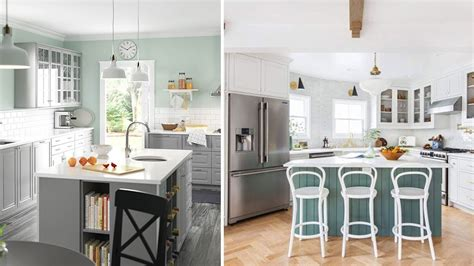 how to spruce up your rental kitchen trips white 6 ways to spruce up your kitchen island rl