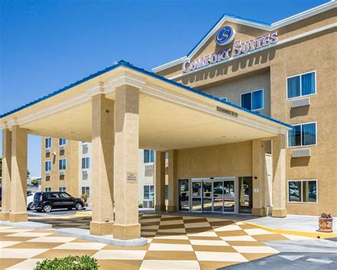 Comfort Suites Victorville I 15 Victorville California