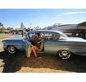 Mr And Mrs Carters 1958 Chevrolet Bel Air  Hotrod Hotline