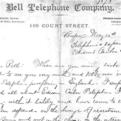 Graham Bell Essay by About This Collection Graham Bell Family Papers At The Library Of Congress Digital