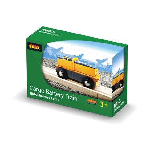 brio battery brio cargo battery train toys zavvi com