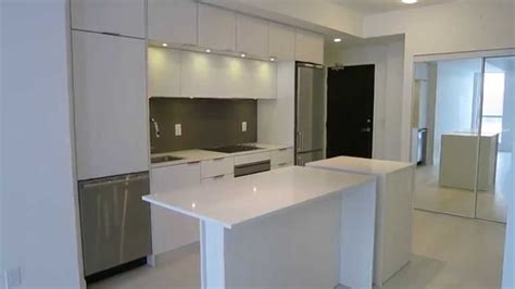 One Bedroom Bachelor Downtown Toronto one park place condos 170 sumach 465 sqft bachelor