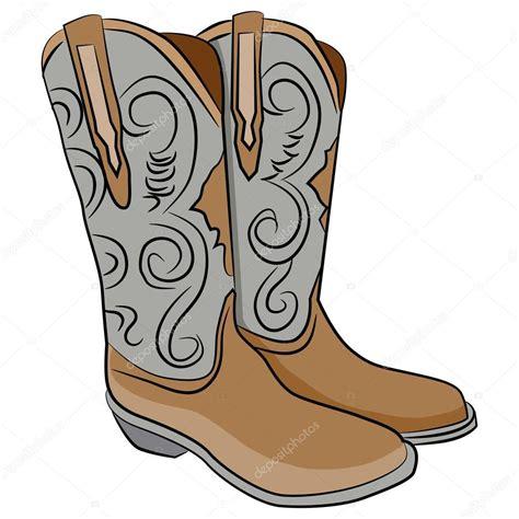 imagenes vaqueras en caricatura botas vaqueras dibujo