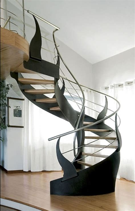 Winding Staircase Design The Indomitable Spiral Staircase Apartments I Like