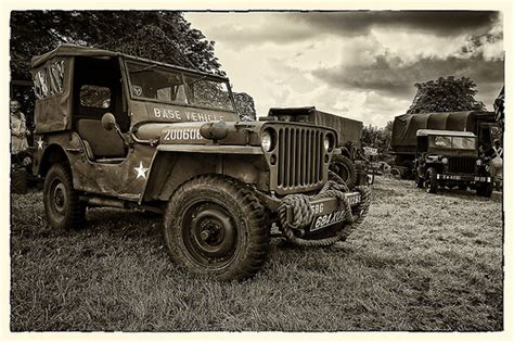 Ww2 Jeeps Photo