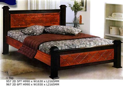 wood headboards for sale at957 2d solid wood bed frame for sale from kuala lumpur adpost classifieds