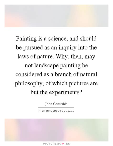 design an experiment that confirms the law of conservation of mass painting is a science and should be pursued as an inquiry