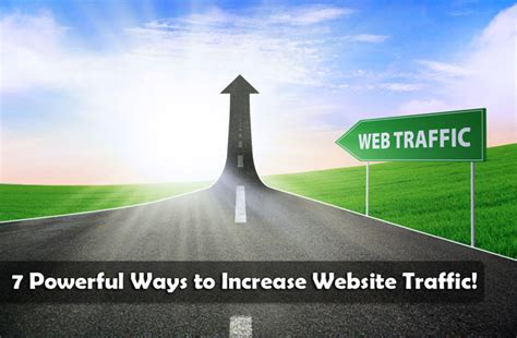 7 Tips On Increasing Website Traffic by 7 Tips For Generate Organic Traffic To Your Website