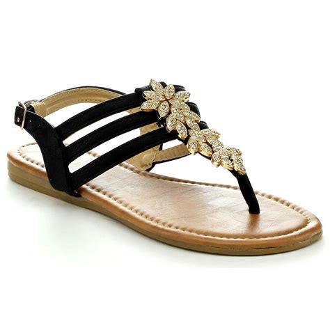sandals outlet new piper 18 womens rhinestone slingback flat dress