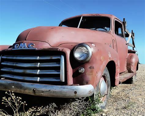 desert gmc high desert gmc photograph by terry fiala