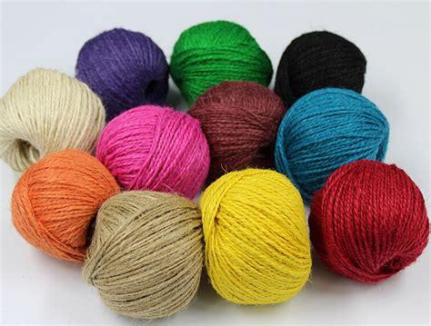 colored jute twine kopen wholesale gekleurde jute twine uit china