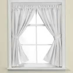 Buy bathroom window curtains from bed bath amp beyond