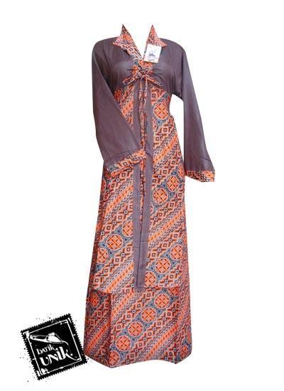 Batik Sarimbit Etnik baju batik sarimbit motif liris etnik sarimbit gamis