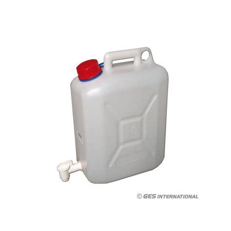 da dove proviene l acqua rubinetto tanica acqua potabile 20 l c rubinetto