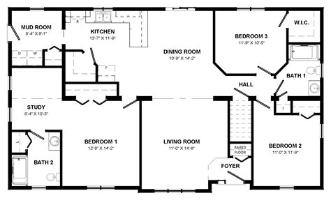 custom bungalow floor plans bungalow harmony floor plan l lakewood custom homes