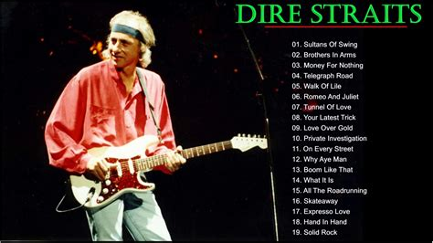 best dire straits song dire straits greatest hits playlist 2018 the best