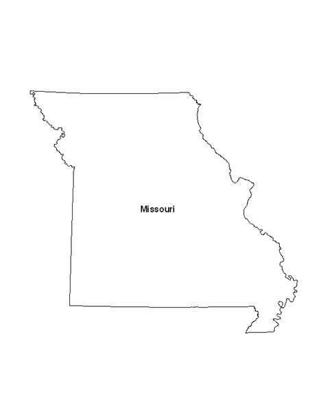 Missouri Records 2016 State Of Missouri 187 Travel