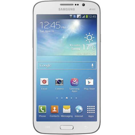 Samsung White A samsung galaxy mega gt i9200 8gb smartphone i9200 white b h