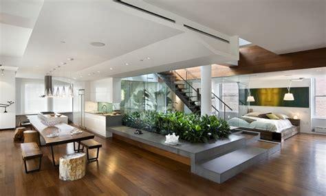 appartement einrichtungsideen la deco loft new yorkais en 65 images archzine fr
