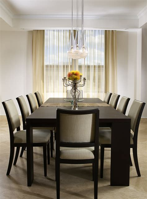 Designer Dining Rooms Contemporary Dining Sets Design Kitchen And Dining